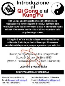 locandina Kung Fu